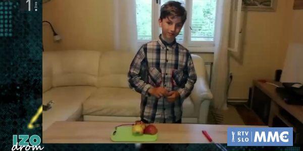 Jabolčna baterija