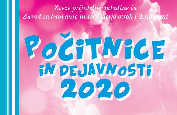 Brezplačna varstva letovanja za socialno ogrožene otroke in katalog ZPM Počitnice 2020