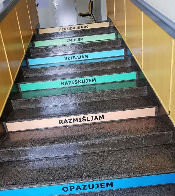 Motivacijske stopnice
