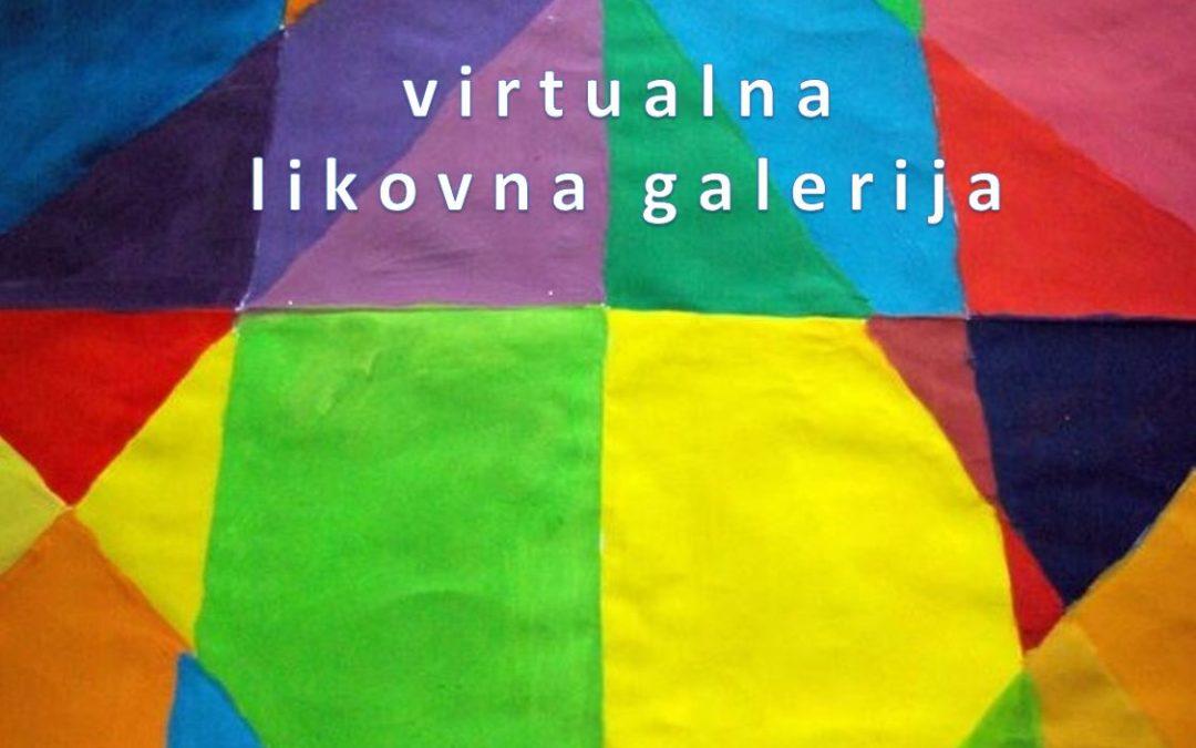 Virtualna likovna galerija